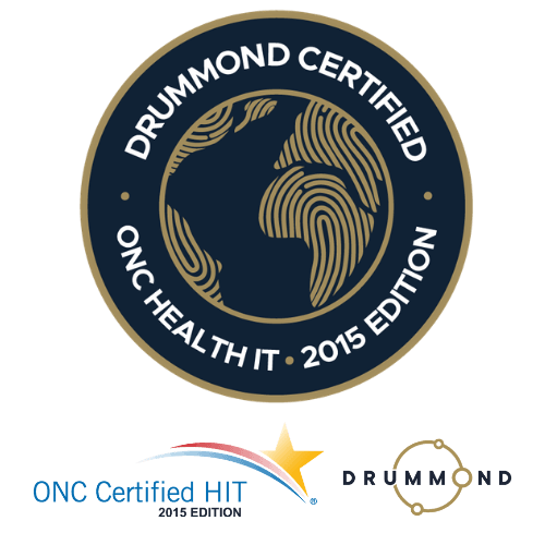 Drummond Certified In Compliance With ONC-ACB
